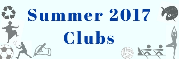 Summer 2017Activities