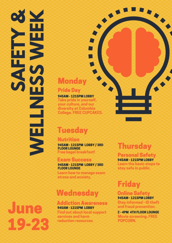 SAFETY WELLNESS WEEK