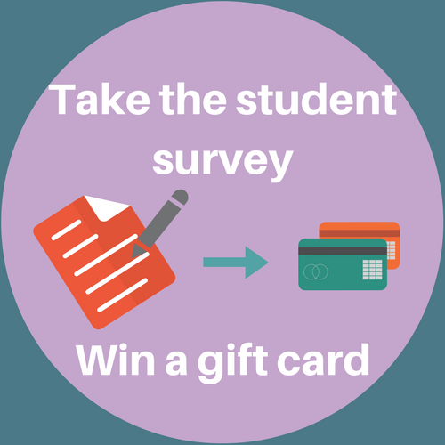 Take the student survey