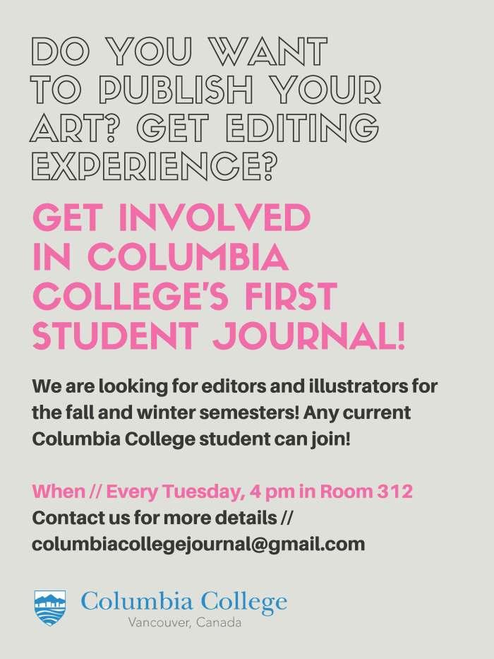 CC Editors callout