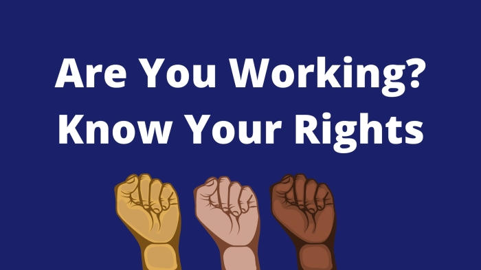 Are you Working_ Know Your Rights