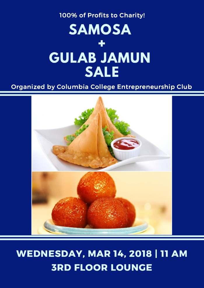 Samosa +Gulab Jamun Sale