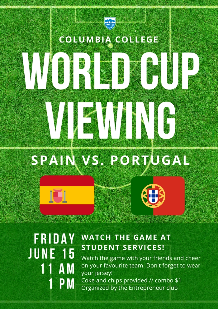World Cup Viewing