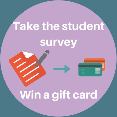 Take the student survey